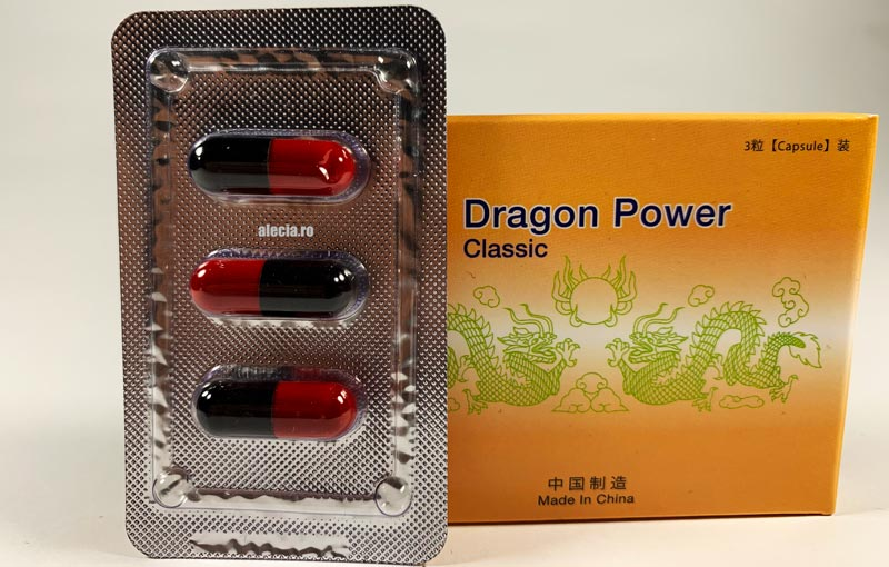 Dragon Power Capsule