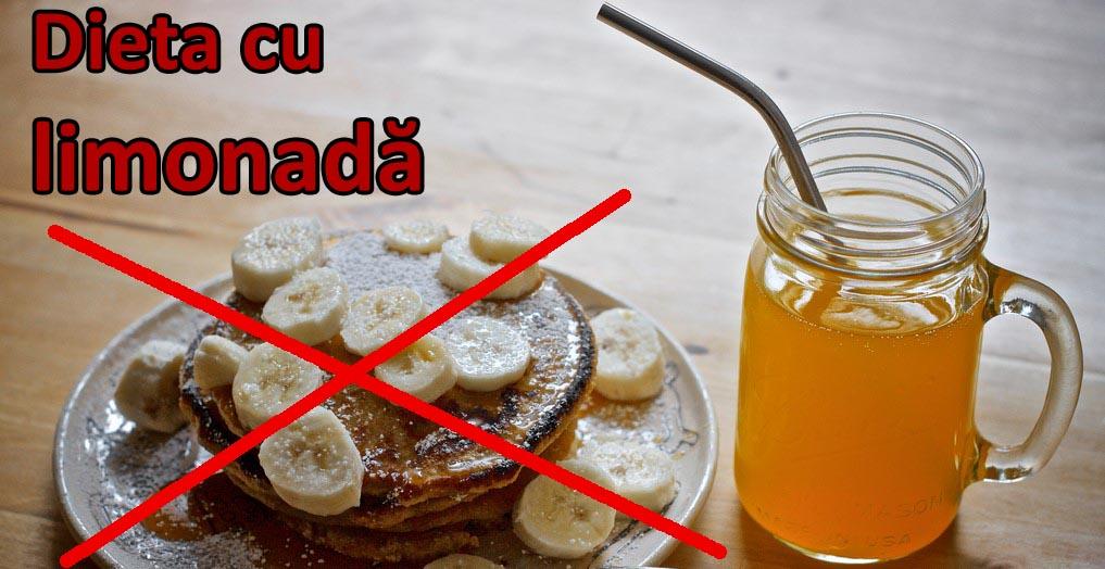 dieta cu limonada pareri