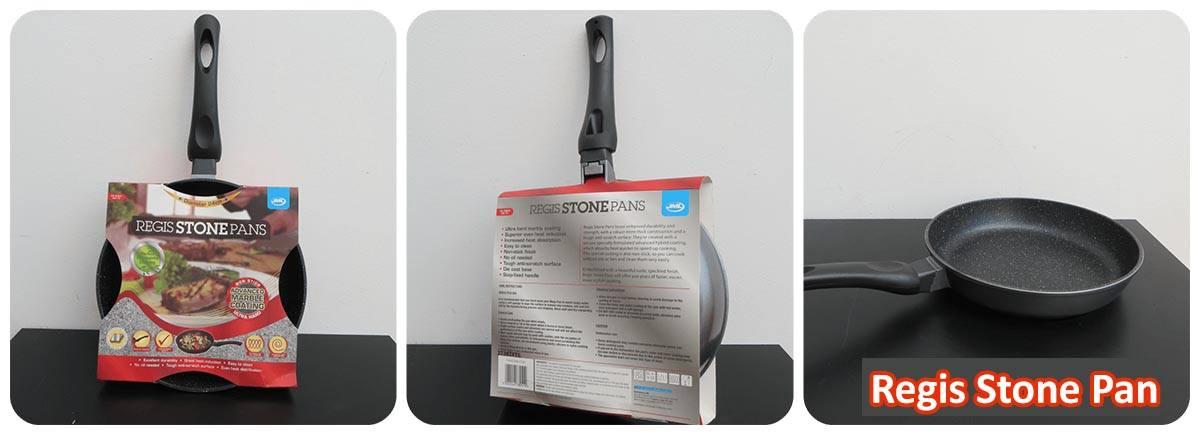 Regis stone pan 20 cm