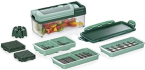 Nicer Dicer Fusion Smart piese