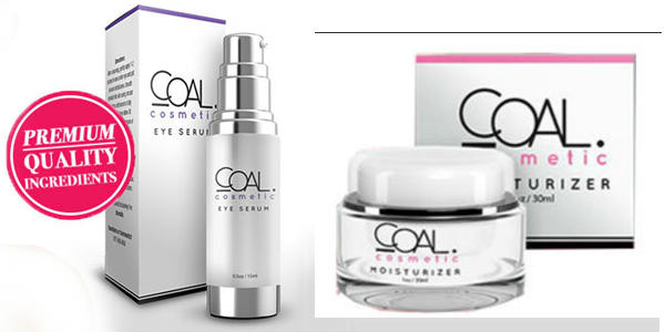 Coal Cosmetic Moisturizer