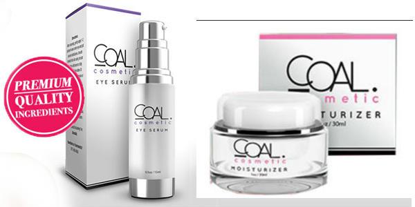 Coal Cosmetic Moisturizer