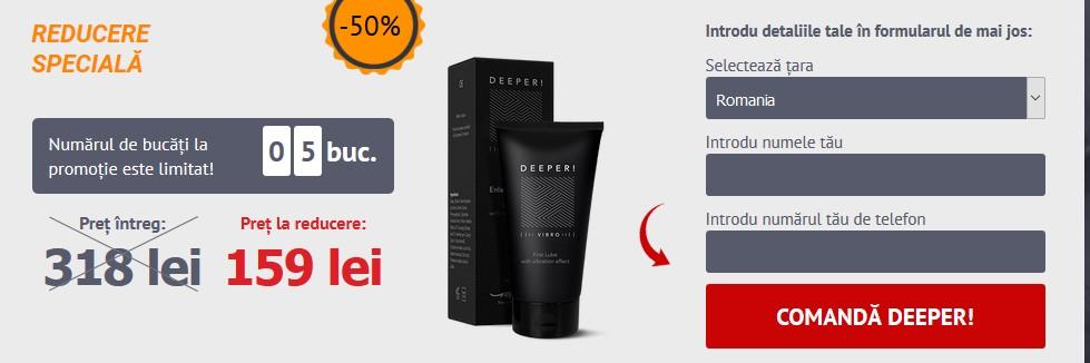 Deeper! Comanda Online