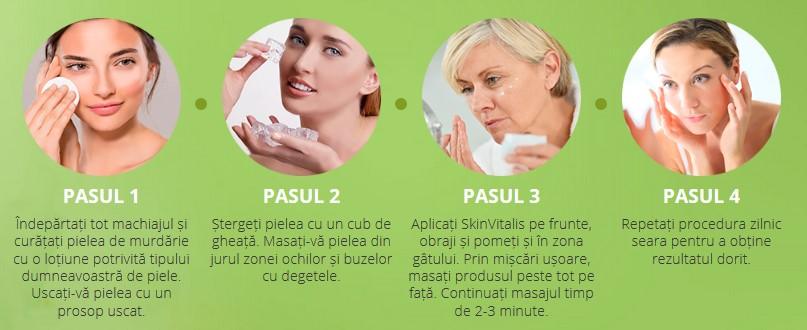 SkinVitalis Mod Folosire