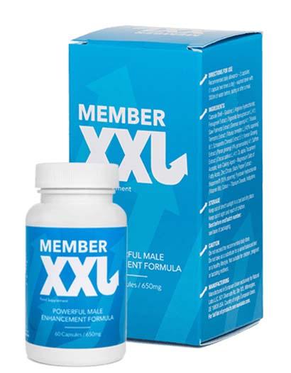 pastile member xxl