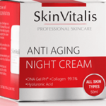 SkinVitalis – crema de noapte antirid