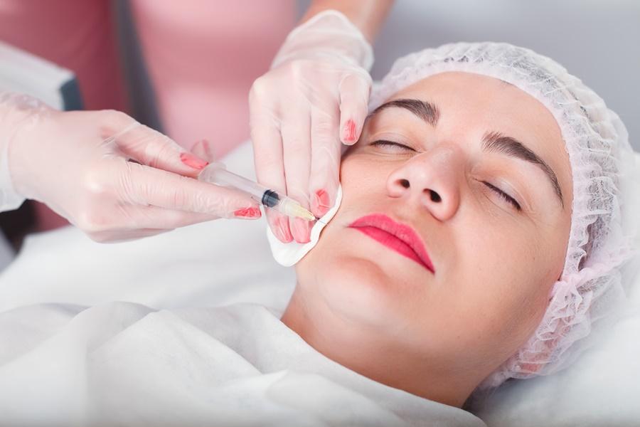 Injectie cu botox