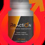 ReAction – capsule pentru performante sexuale