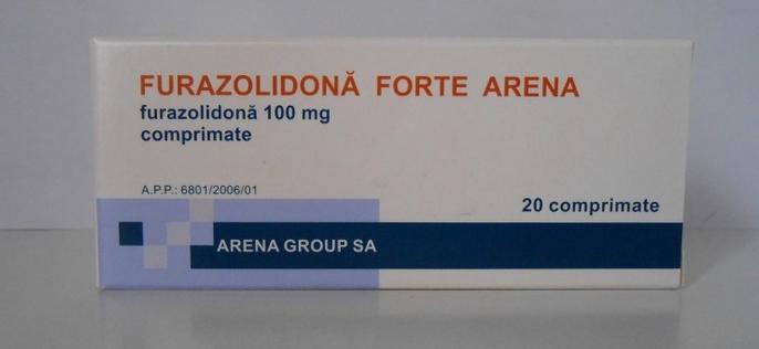 Furazolidon Forte Arena