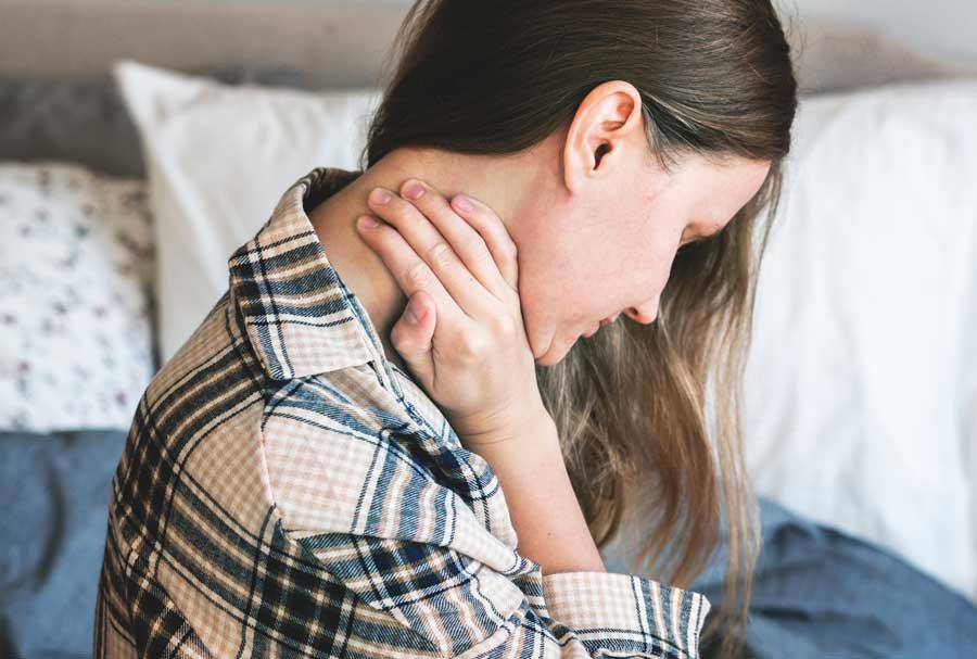 gat intepenit cauze simptome