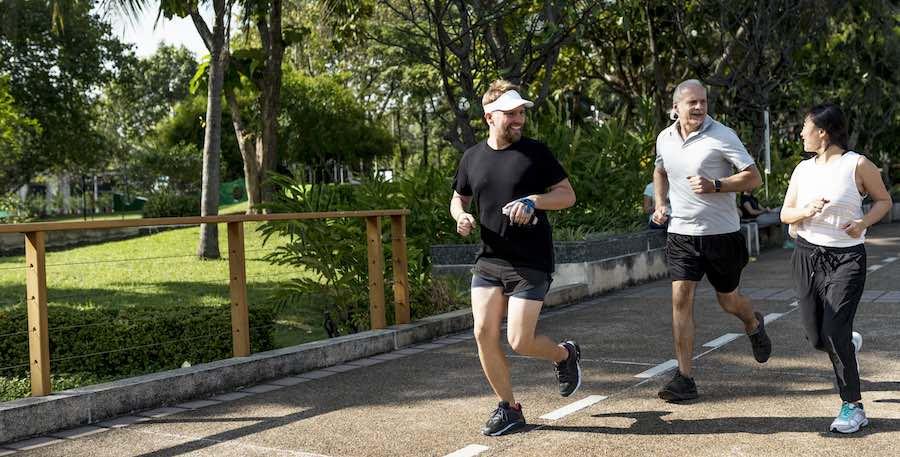 joggingul si starea de sanatate