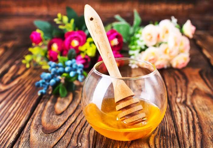 mierea ajuta la vindecarea acneei