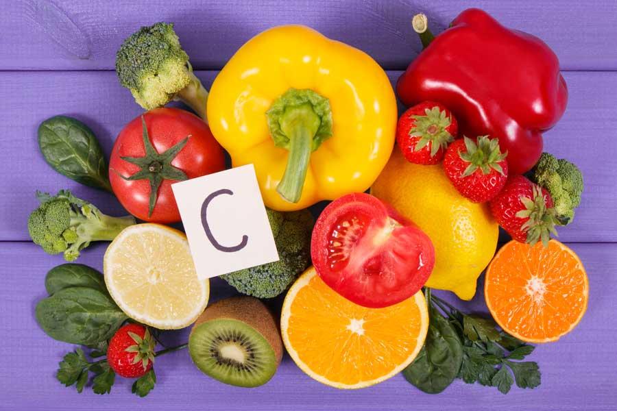 vitamina C este un antihistaminic foarte bun