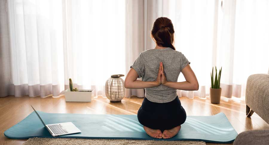 yoga tratament pentru amorteala