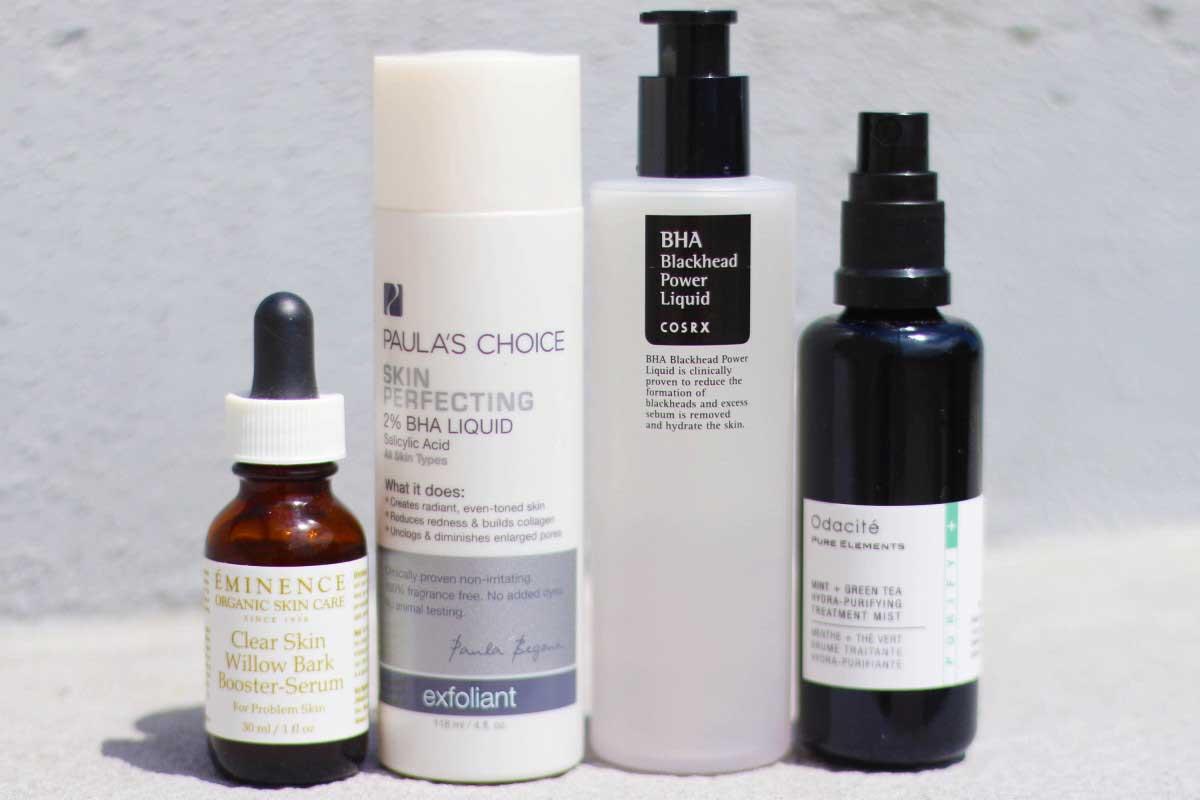 Acidul salicilic - beneficii pentru piele si tratament pentru acnee