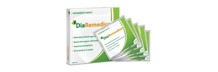 DiaRemedium Plasturi Romania