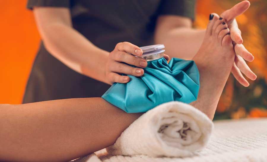 dislocare-glezna-masaj