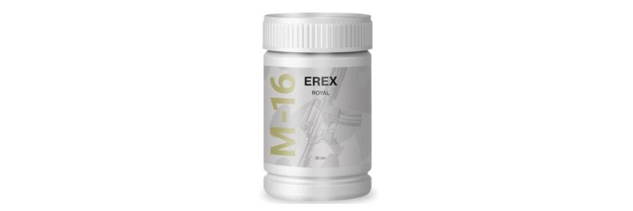 Erex M16 Capsule