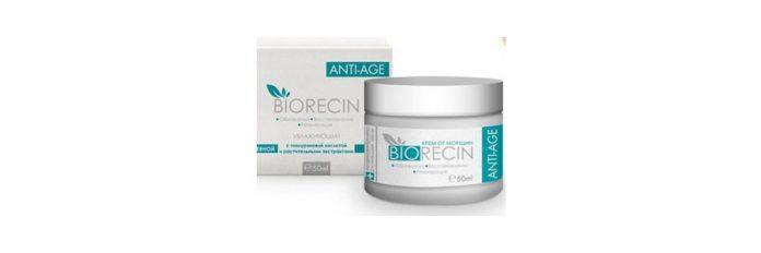 Biorecin Crema Antirid