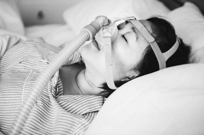 Dispnee in somn