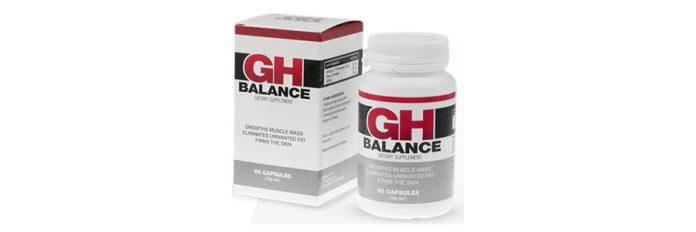GH Balance Capsule