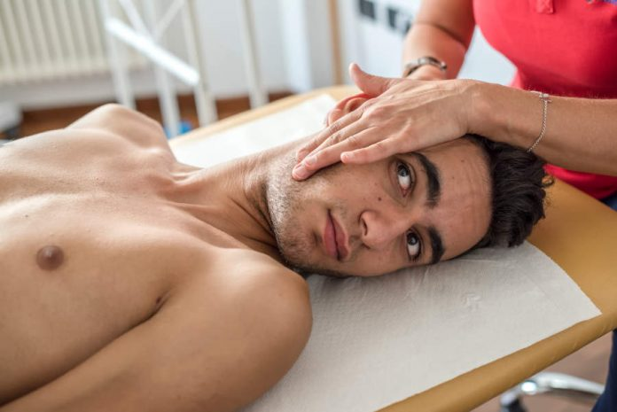 Torticolis Simptome