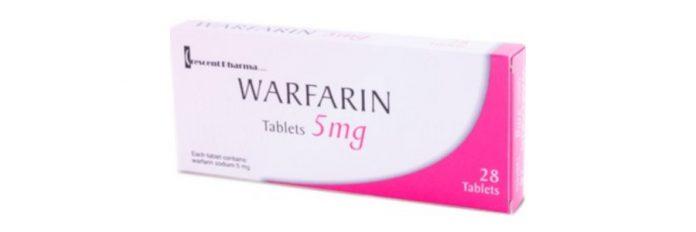 Warfarina Tablete