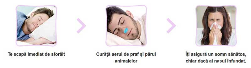 Snorest Efecte