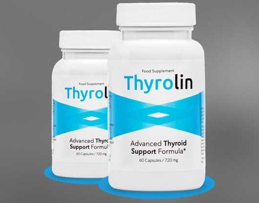 Thyrolin Capsule Tiroida