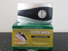 Electricity Saving Box Romania