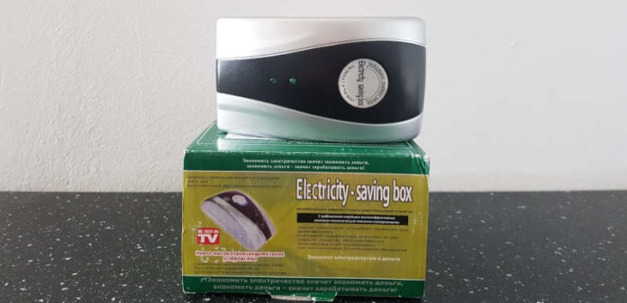 Electricity Saving Box Romania