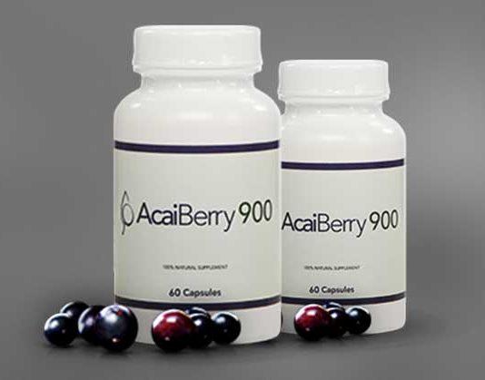 Acai Berry 900 Capsule