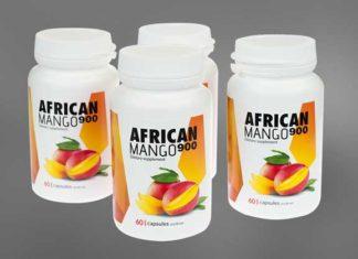 African Mango 900 Capsule