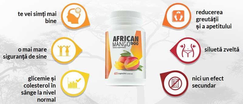 African Mango 900 Efecte