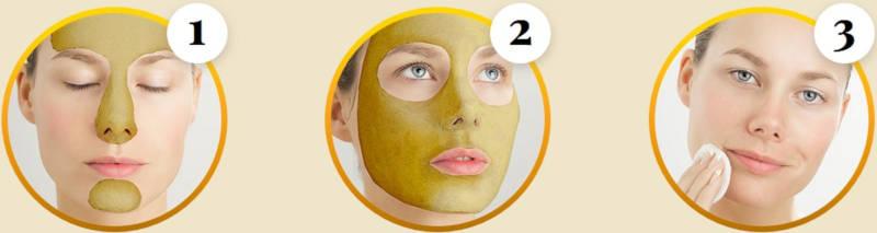 Royal Gold Mask Utilizare