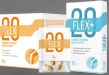 20 Flex Tratament Articulatii