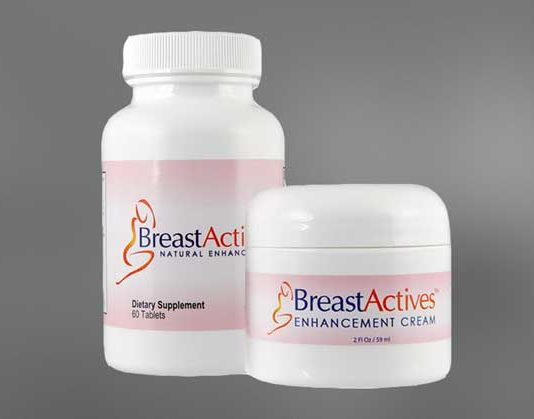 Breast Actives Marirea Sanilor