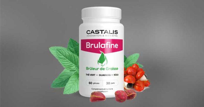 Brulafine Capsule Slabire