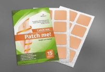 Catch Me Patch Me Plasturi Slabire