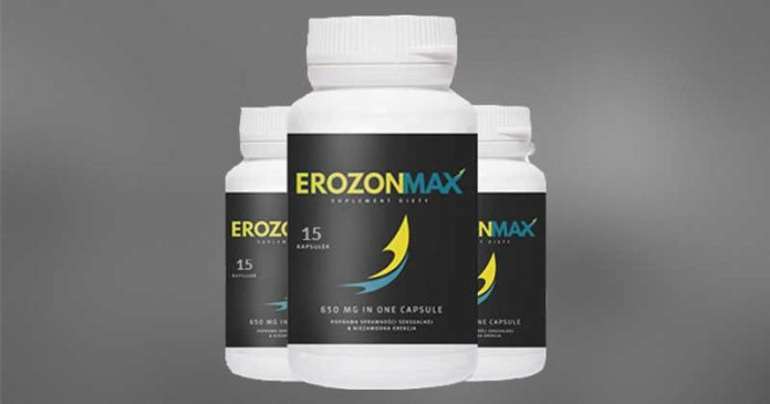Erozon Max Capsule
