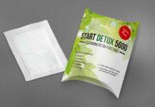 Start Detox 5600 Plasturi