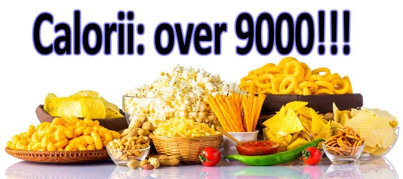 junk food in diete