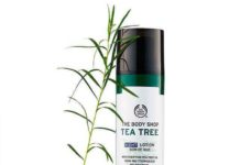 lotiunea-de-noapte-Tea-Tree-Blemish-Fade-de-la-The-Body-Shop