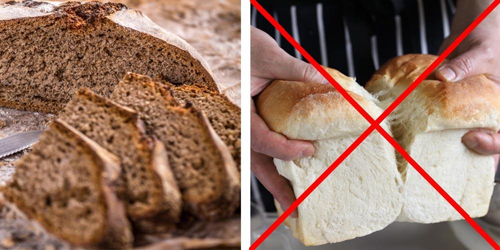 cea mai buna paine pentru slabit