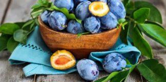 calorii prune