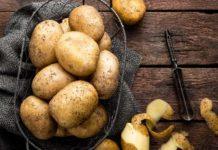 cartofi calorii