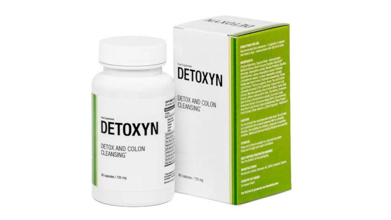 Detoxifiant, 60 comprimate, Dacia Plant : Farmacia Tei