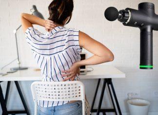 Massage Gun - aparat de masaj
