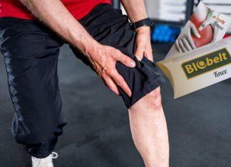 BioBelt Knee-centura dureri de genunchi